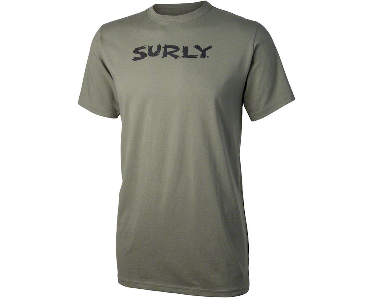 Surly Men's Logo T-Shirt (Green)
