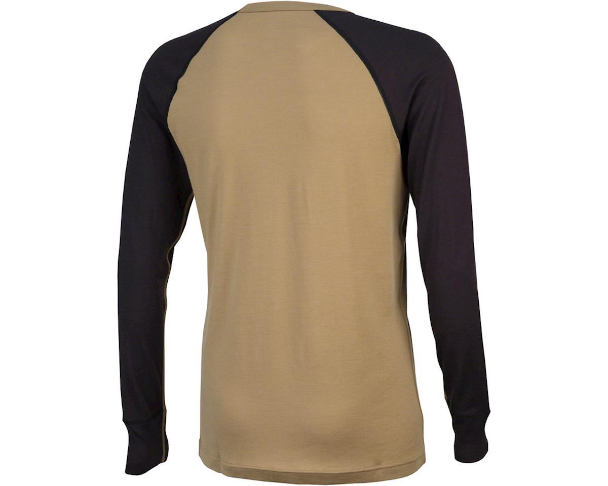 Surly Raglan Shirt: Blue (M)