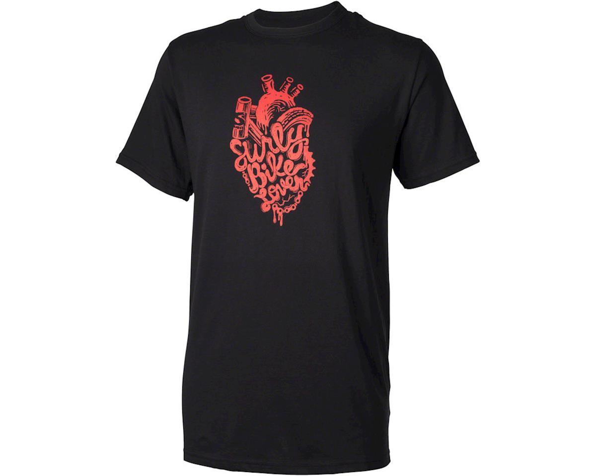 Surly Bike Lover Men's T-Shirt: Black 2XL