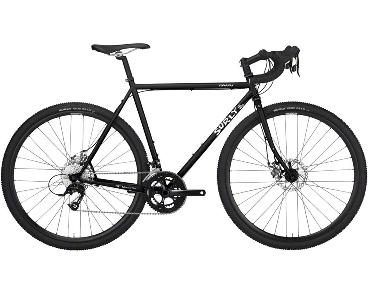 Surly Straggler 700c Complete Bike 56cm Apex Black
