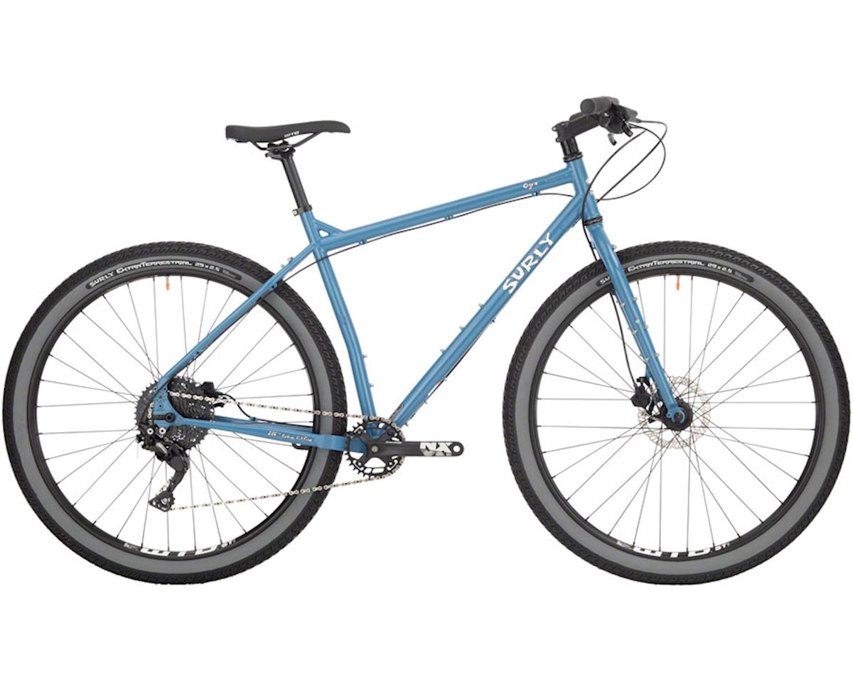 "Surly Ogre 29"" Touring Bike (Cold Slate Blue) (S)"