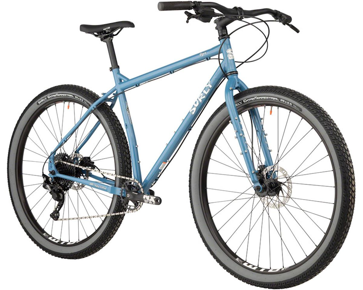 "Image 2 for Surly Ogre 29"" Touring Bike (Cold Slate Blue) (S)"