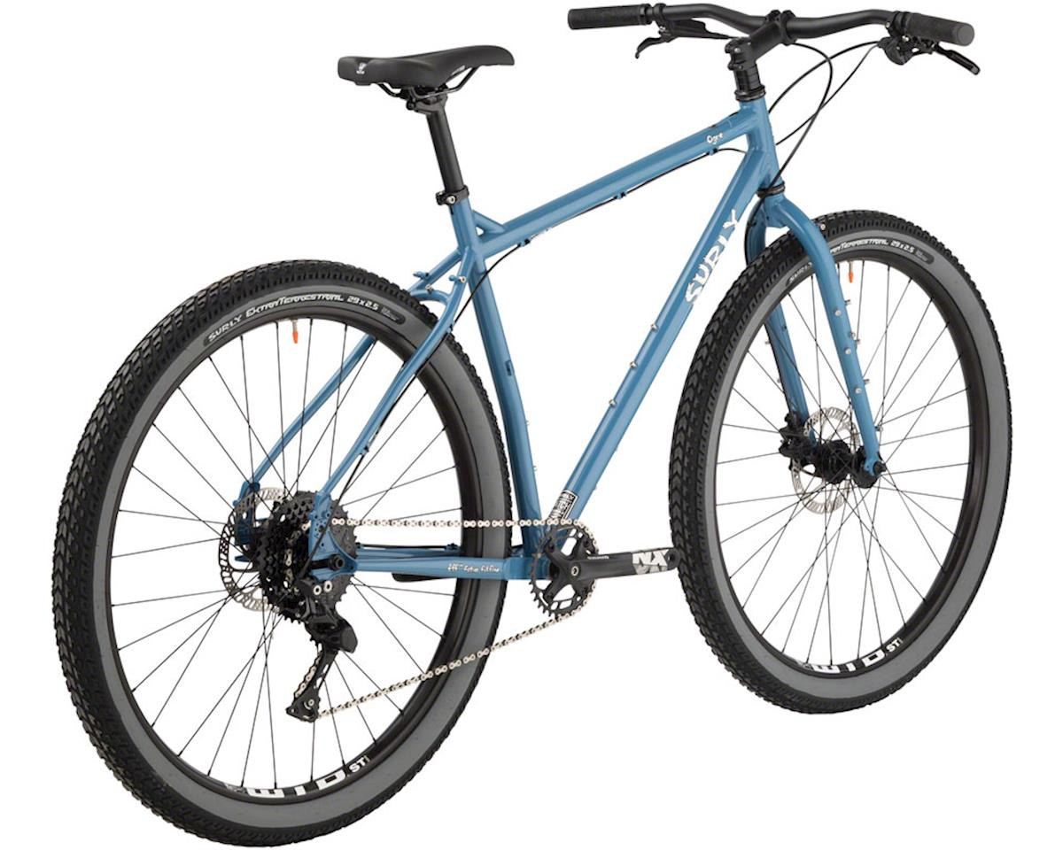 "Image 3 for Surly Ogre 29"" Touring Bike (Cold Slate Blue) (S)"