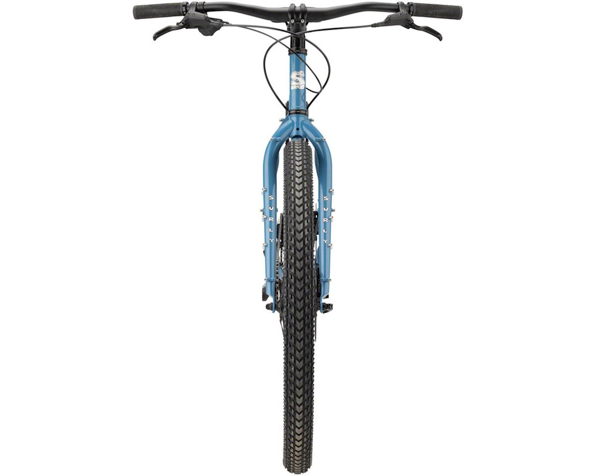 "Image 5 for Surly Ogre 29"" Touring Bike (Cold Slate Blue) (S)"