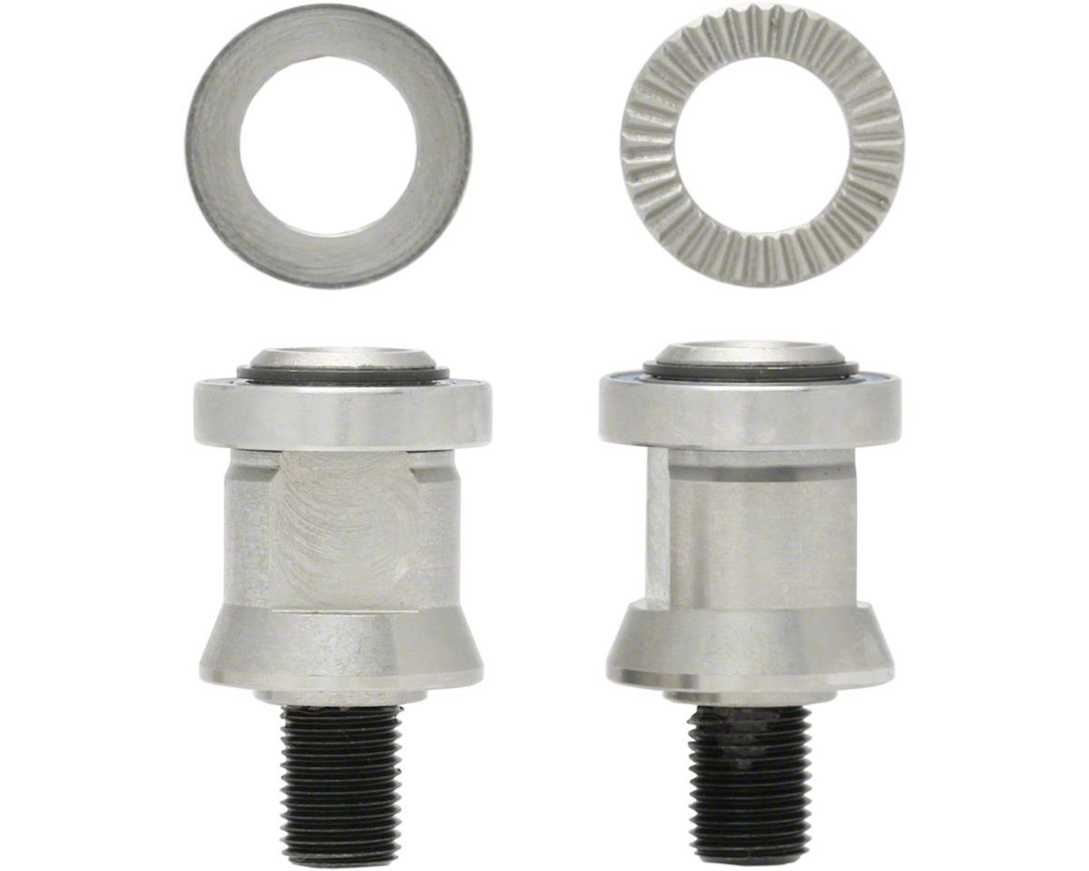 Surly Trailer Hitch Mount Axle Nuts: Fits 10x1mm Threaded Axles or Surly Direct-