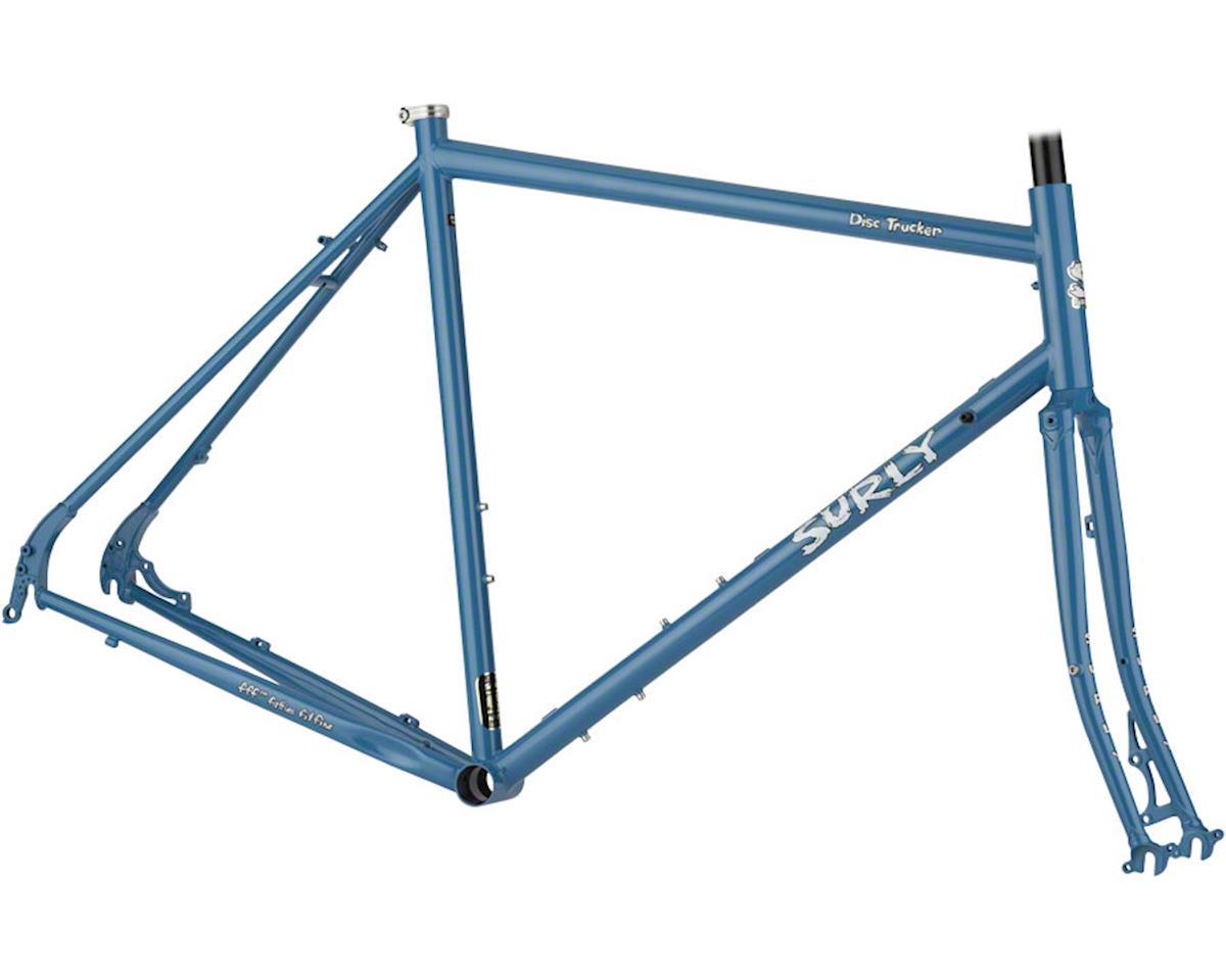 "Surly Disc Trucker 26"" Frameset (Brilliant Blue) (46cm)"