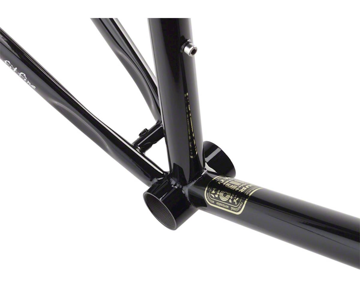 Surly Cross Check 42cm Frameset Black (42cm)