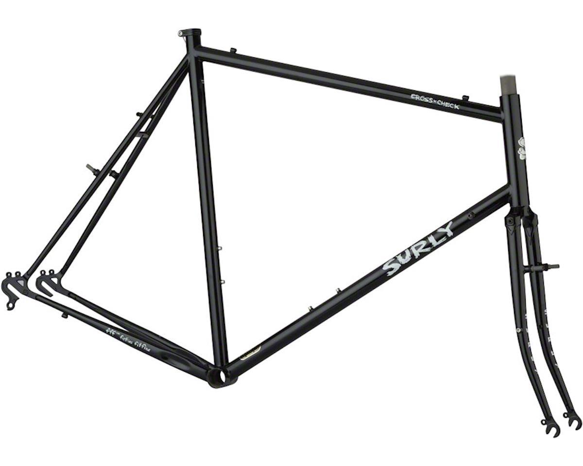Surly Cross Check 42cm Frameset Black (64cm)