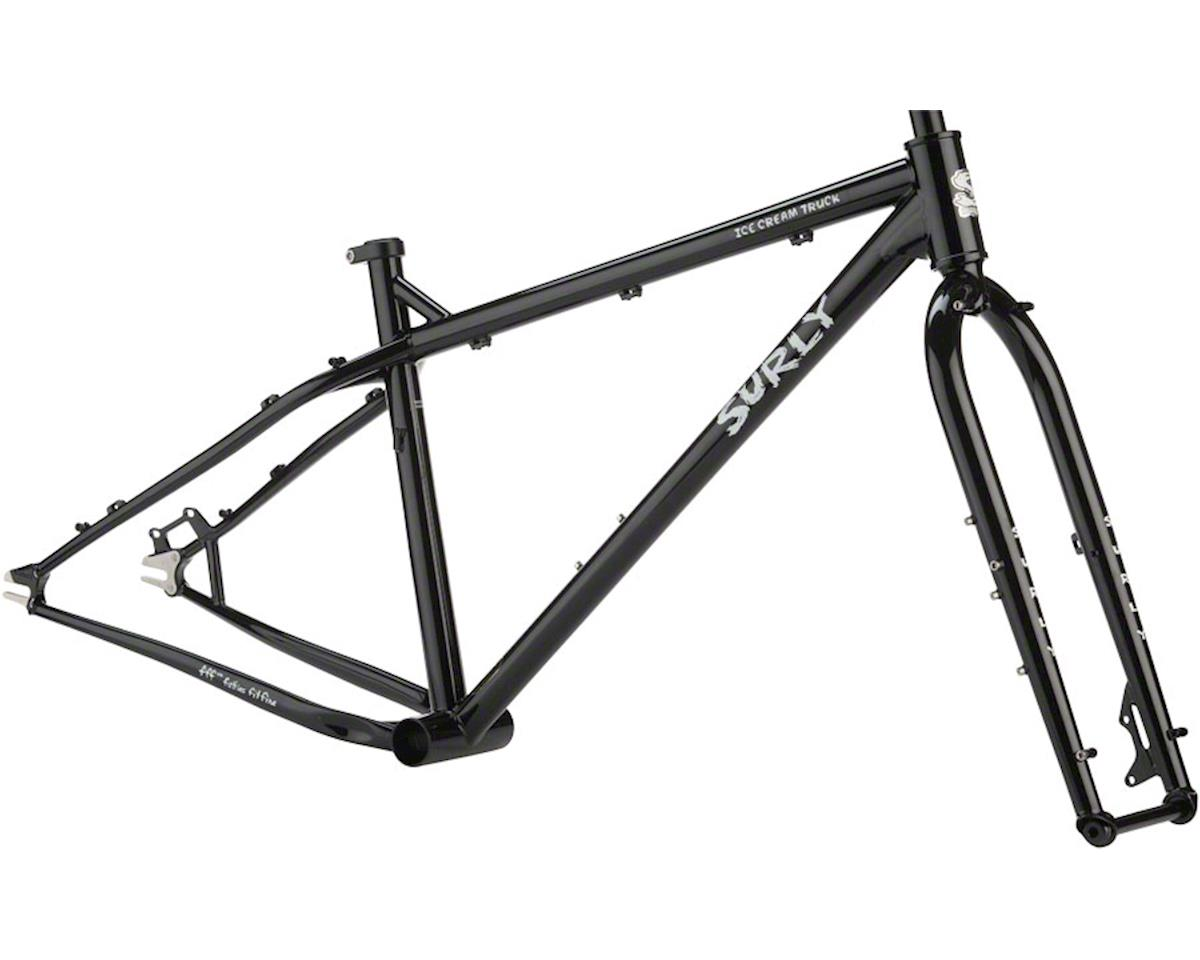 Surly Ice Cream Truck MDS Frameset (Black) (XS)