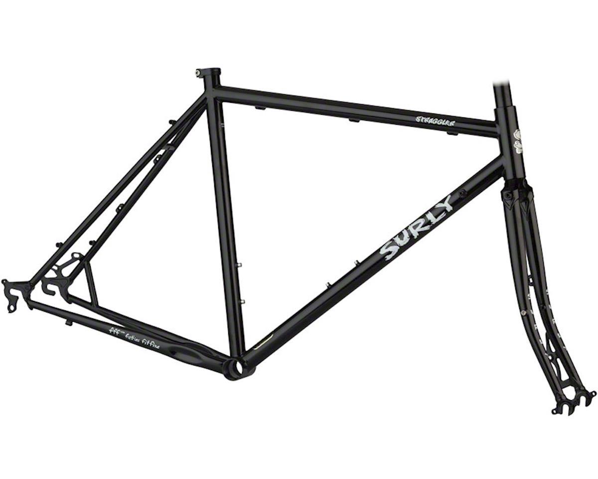 Surly Straggler 650b Frameset (Gloss Black) (38cm)