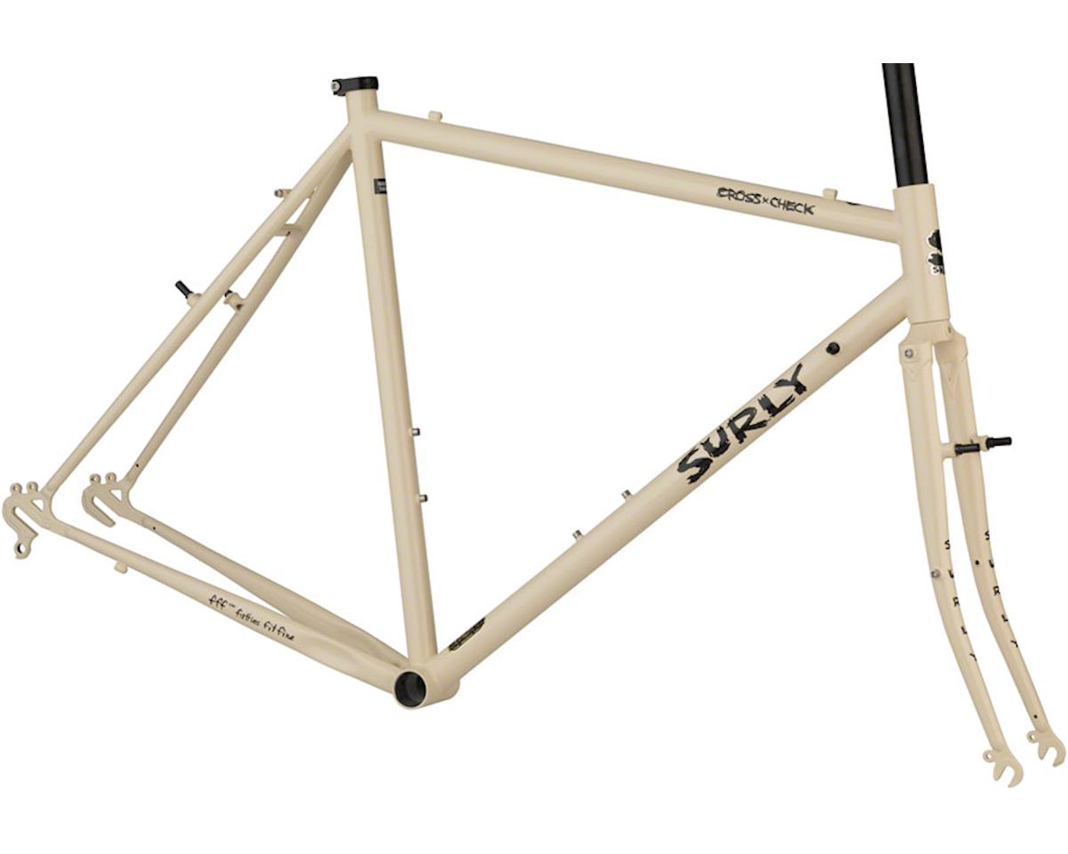 Surly Cross Check Frameset (My Milkshake) (42cm)