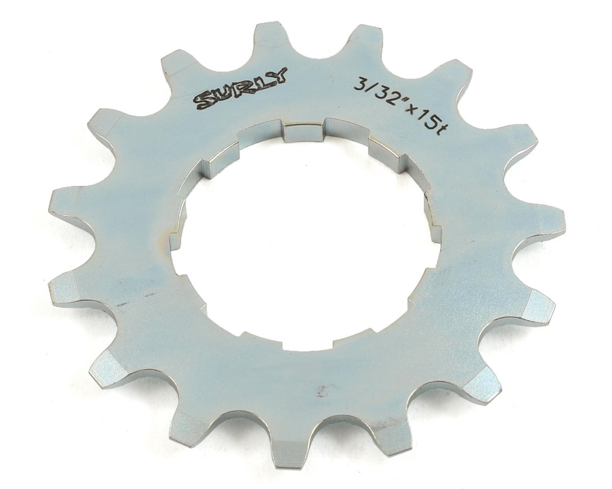 Single Speed Splined Cog (3/32)