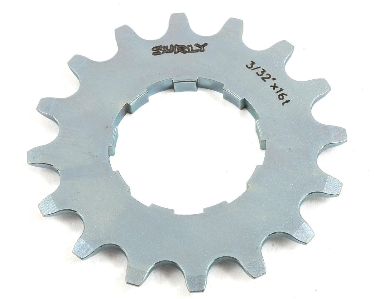 Surly Single Speed Splined Cog (3/32) (16T) | alsopurchased