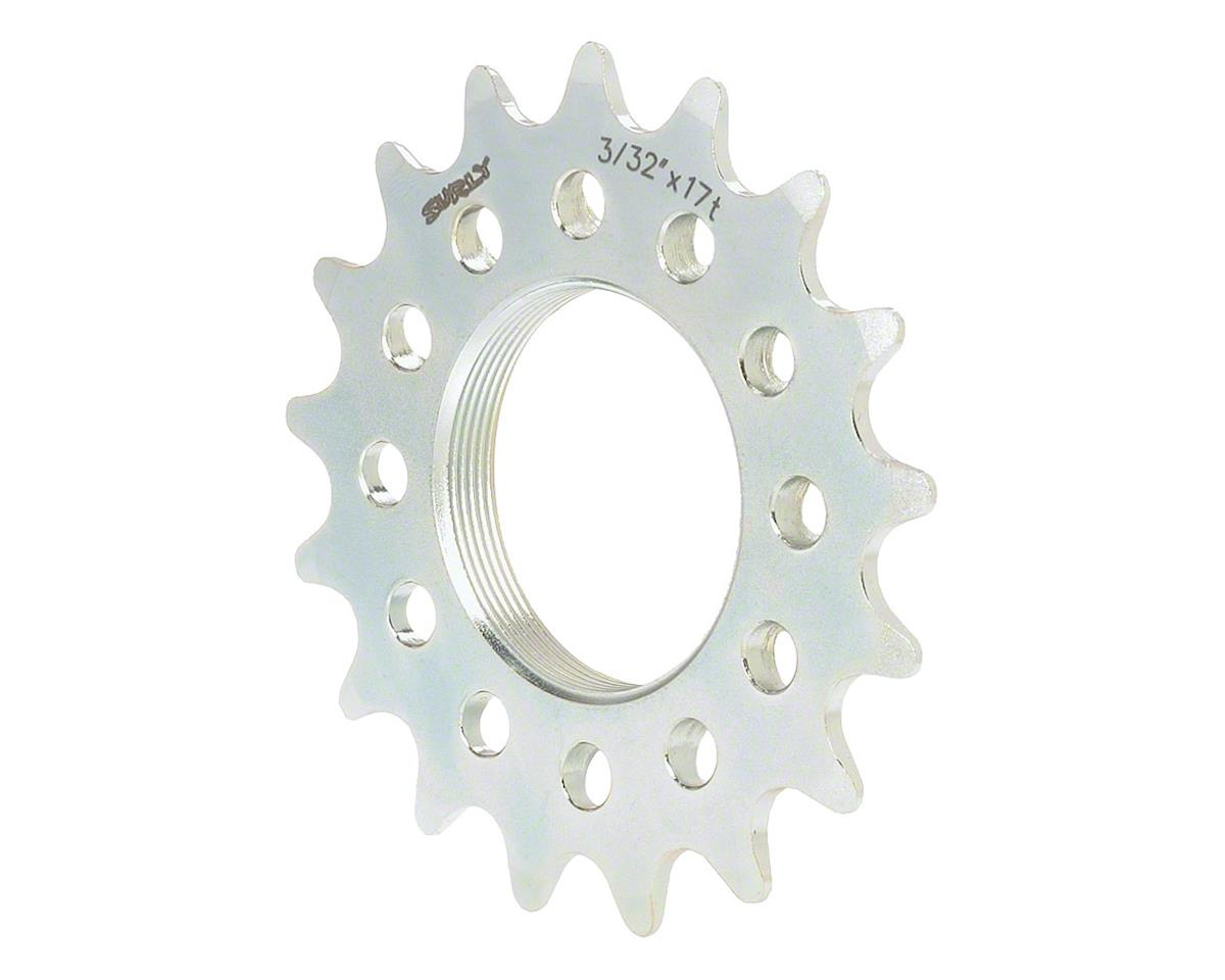 Surly Track Cog  3/32'' X 18t Silver