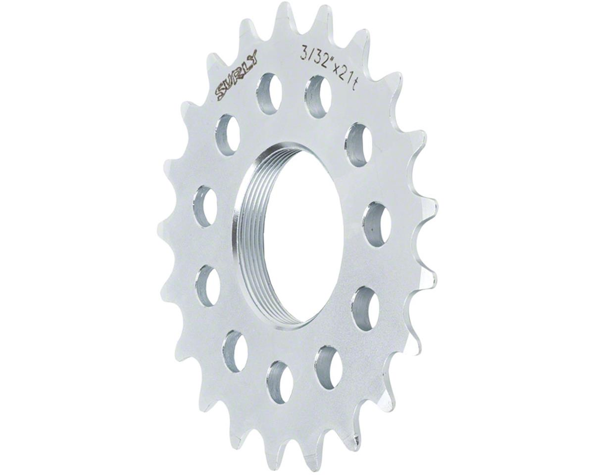 Surly Track Cog  3/32'' X 19t Silver