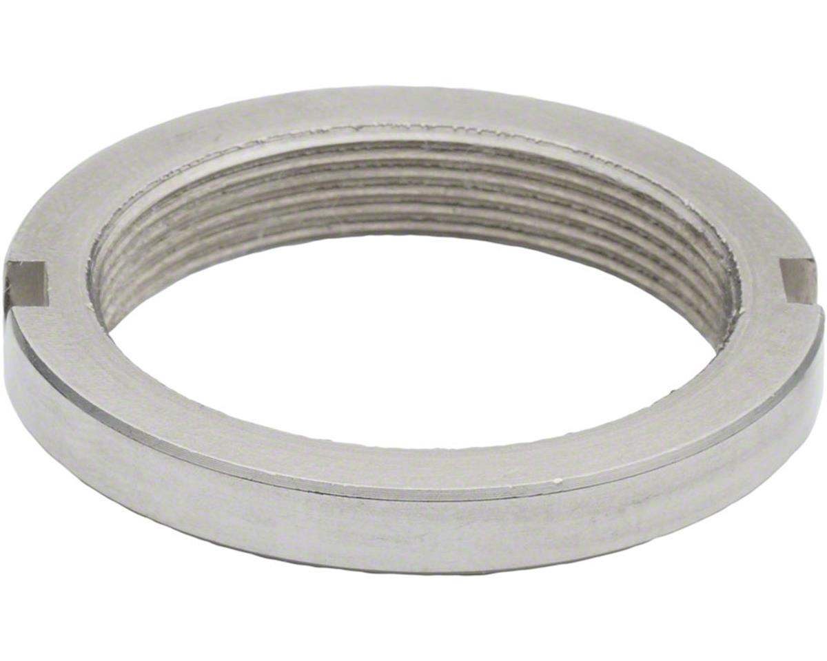 """Surly Stainless Steel Track Cog Lockring 1.29"""" x 24 tpi Left-hand Thread"""