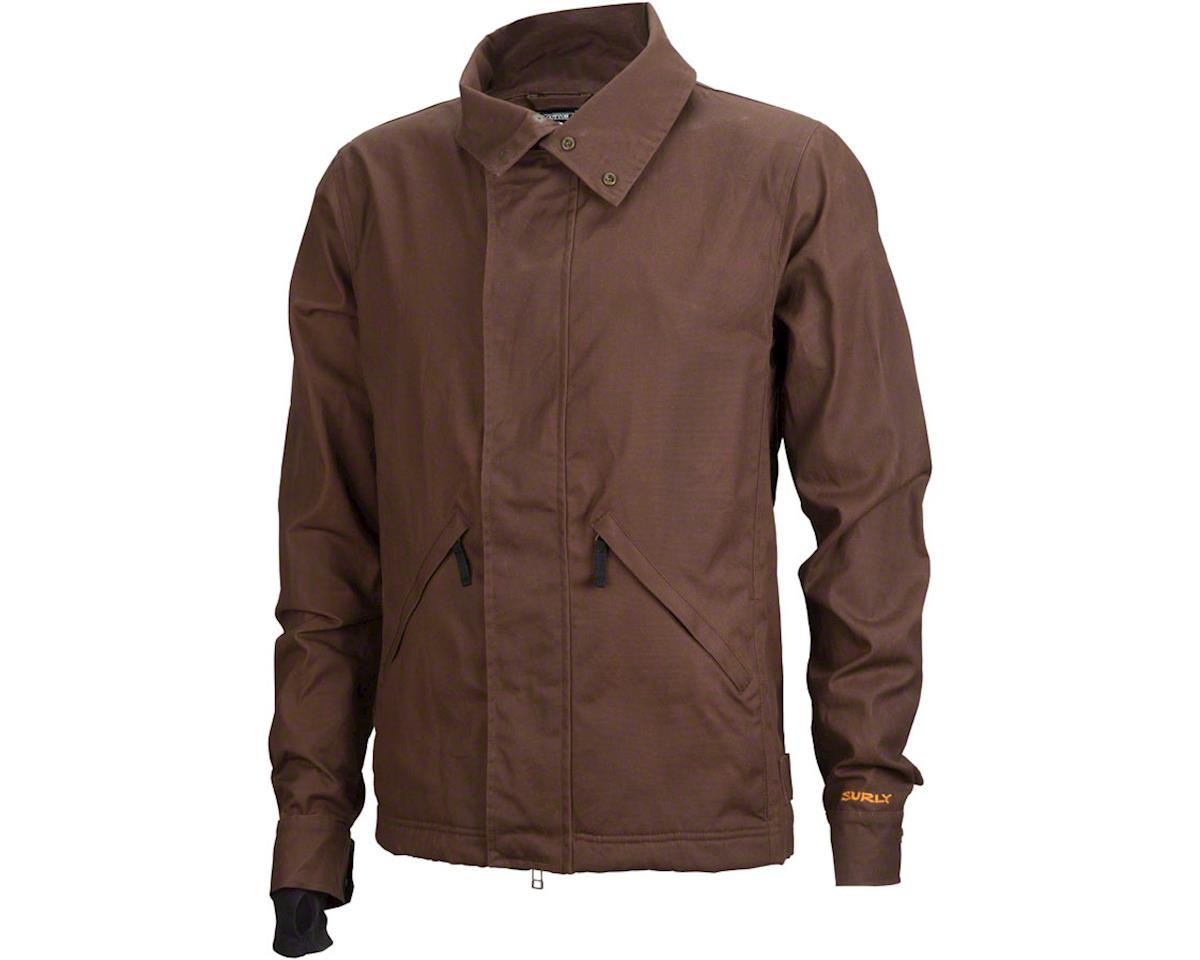 Surly Jacket: Dirt Brown 2XL