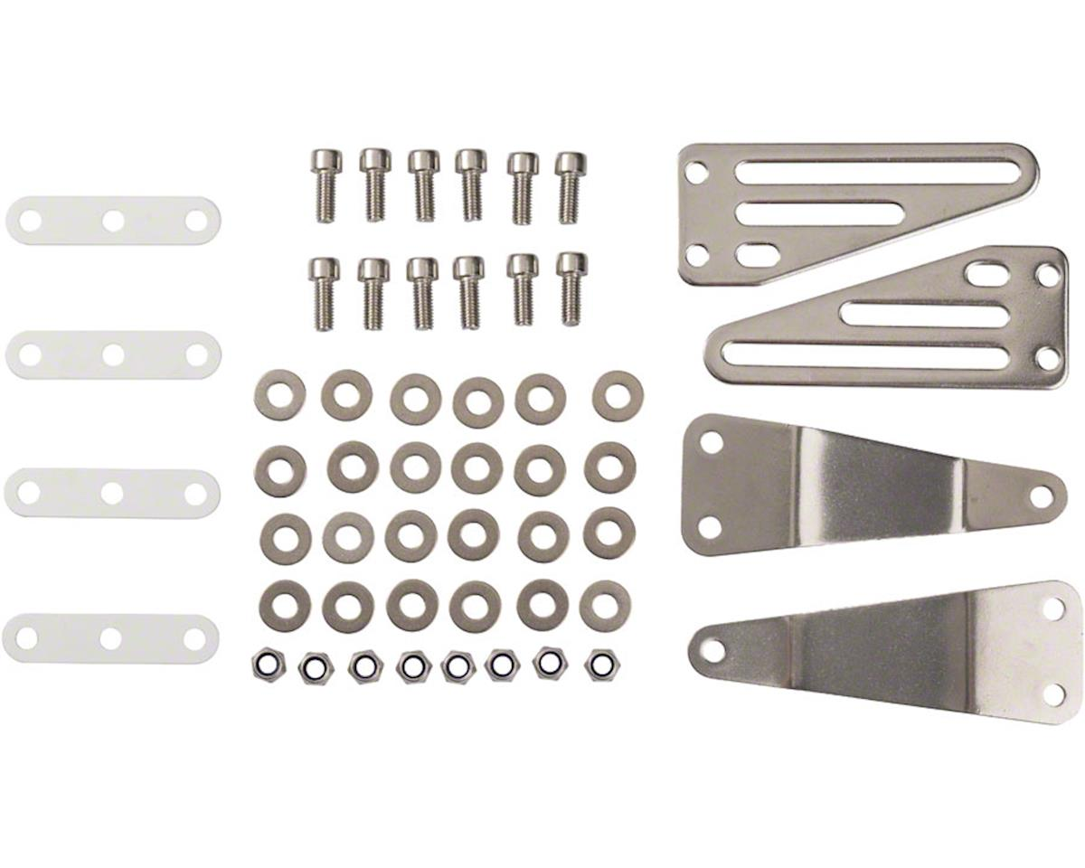 Surly Front Rack Plate Kit #2 (Unicrown/Mountain Bikes)