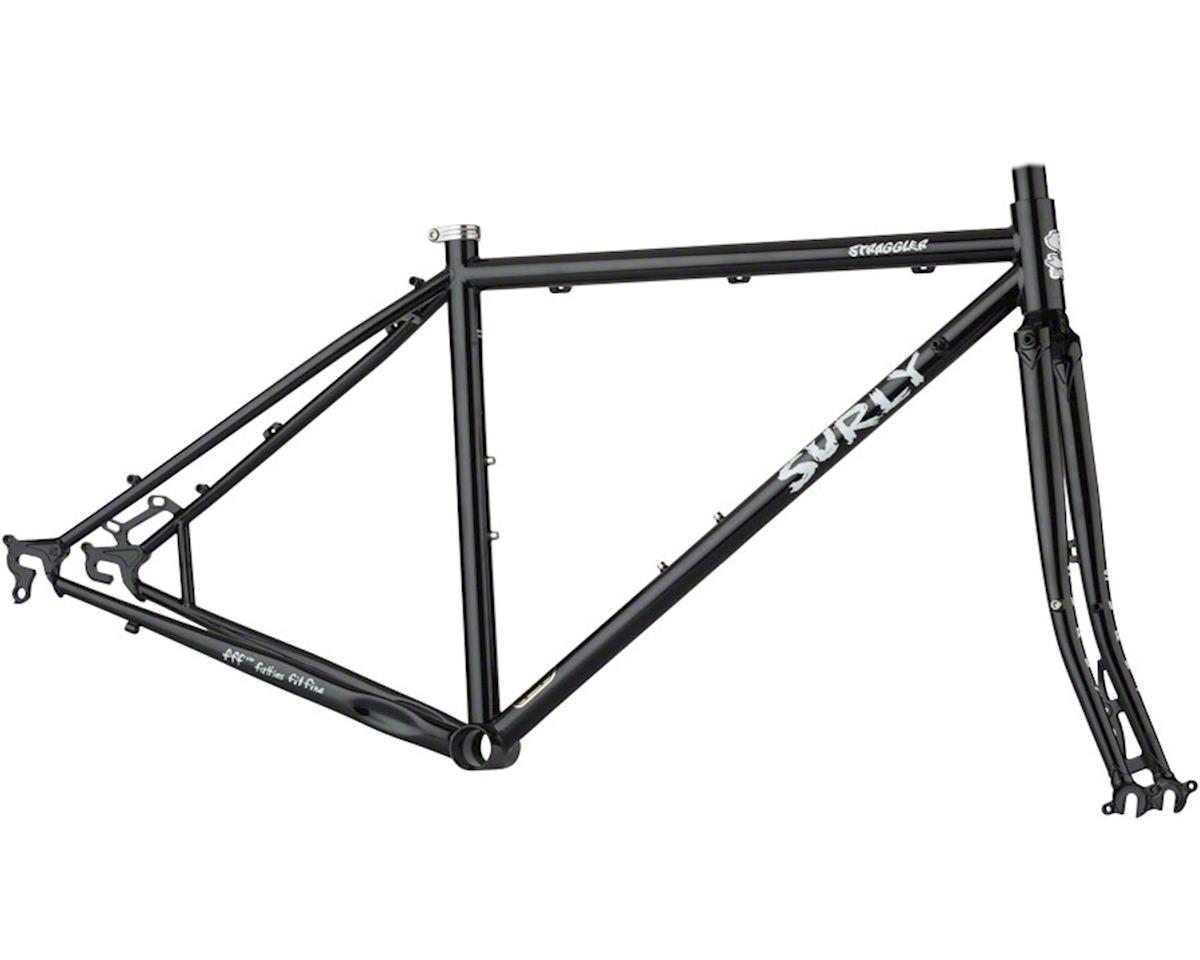 Surly Straggler 700c Frameset (Gloss Black) (62cm)