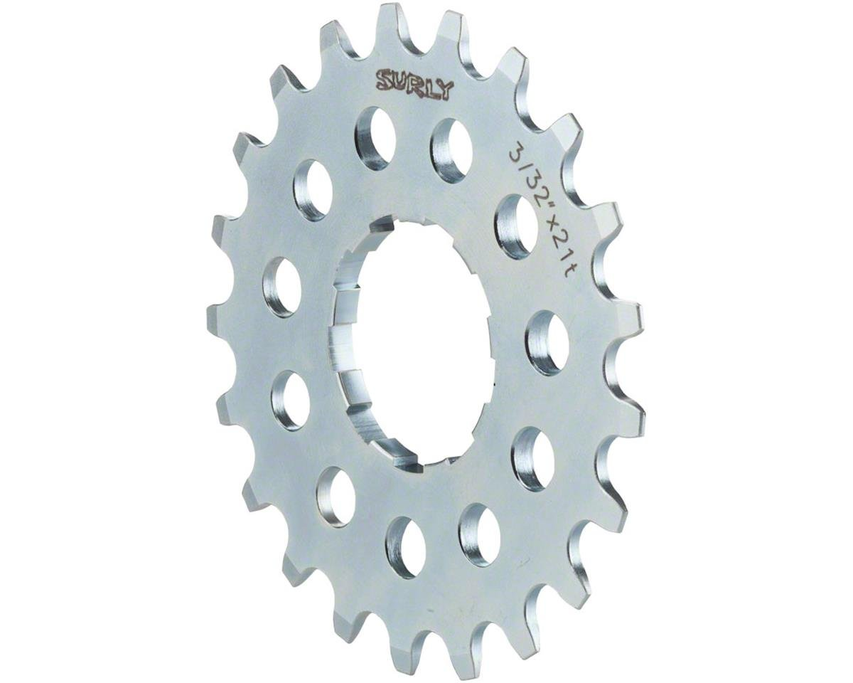 "Surly Single Cassette Cog 3/32"" Splined 21t"