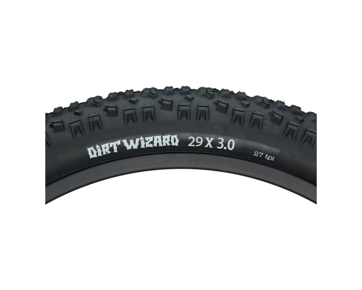 """Dirt Wizard Tire: 29+ x 3.0"""" 60 tpi, Black"""