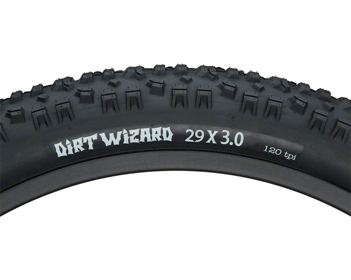 """Dirt Wizard Tire: 29+  x 3.0"""" 120 tpi, Black"""