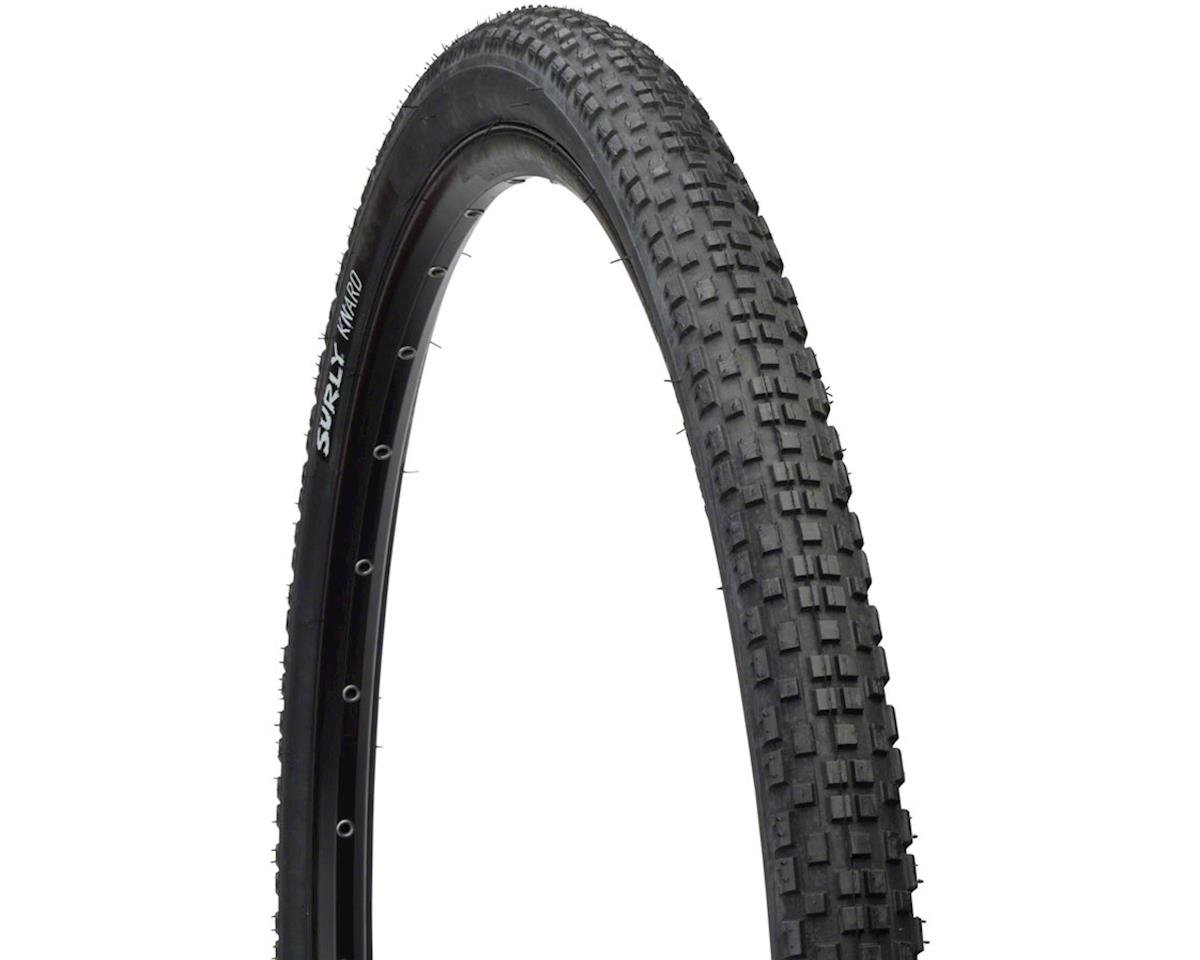 Surly Knard Tire - 700 x 41, Clincher, Wire, Black, 33tpi