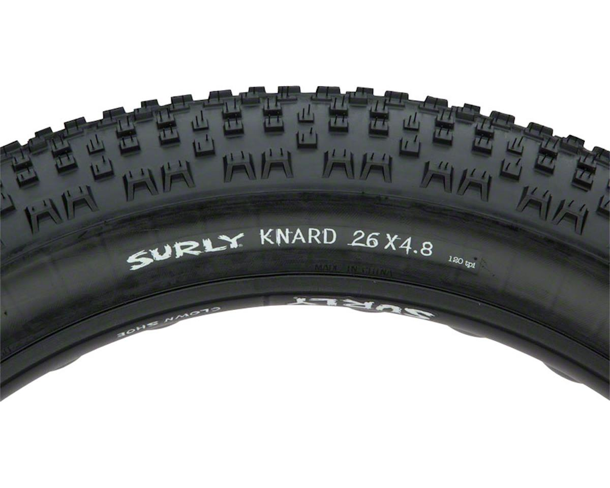 "Knard 26x4.8"" 120tpi Folding Bead Tire"