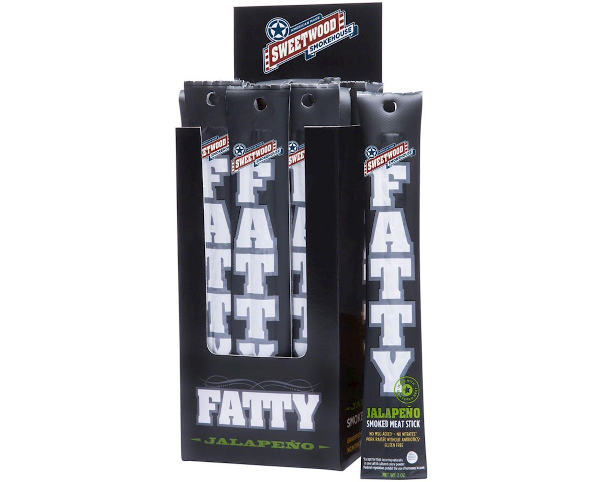 Fatty Beef Stick: Jalapeno, Box of 20
