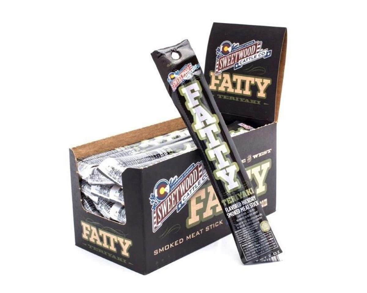 Sweetwood Cattle Co. Fatty Meat Sticks (Teriyaki) (15)