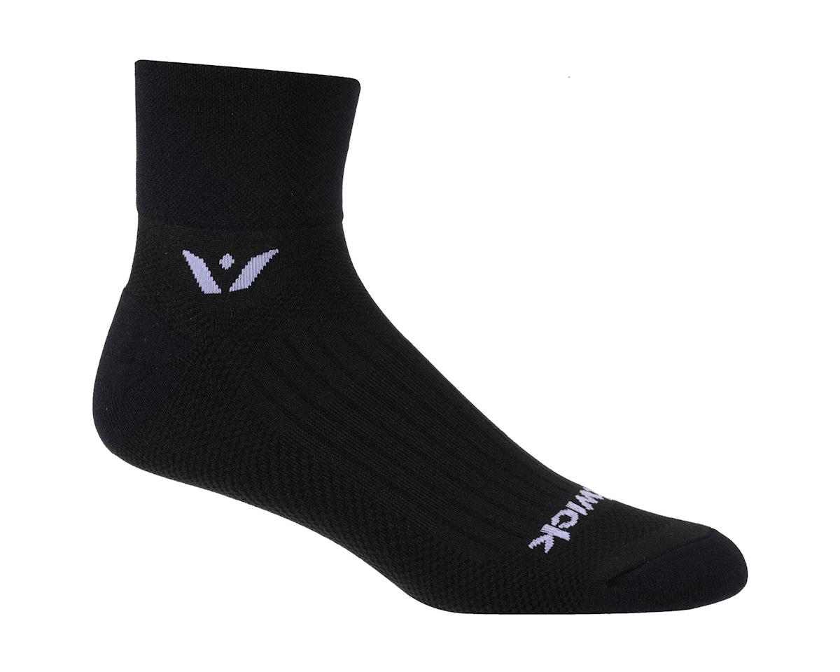 Swiftwick Performance Two Sock (Black)