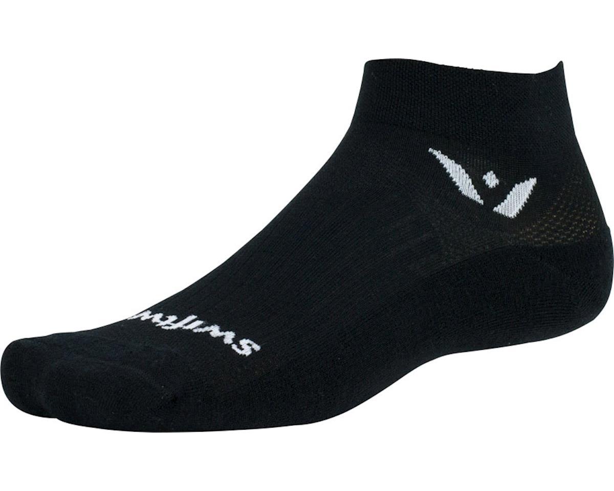 Swiftwick Pursuit One Sock (Black)