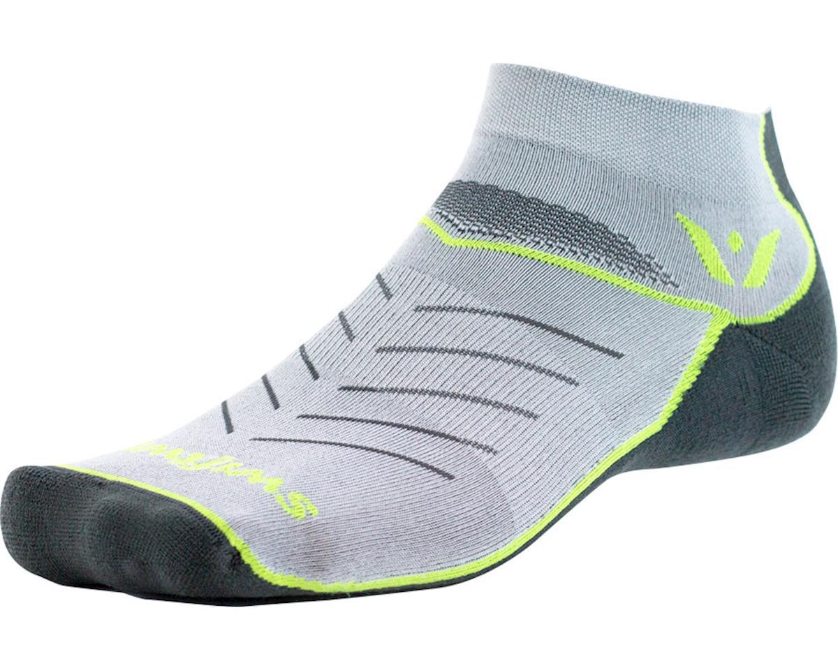 Swiftwick Vibe One Sock (Lime Green)