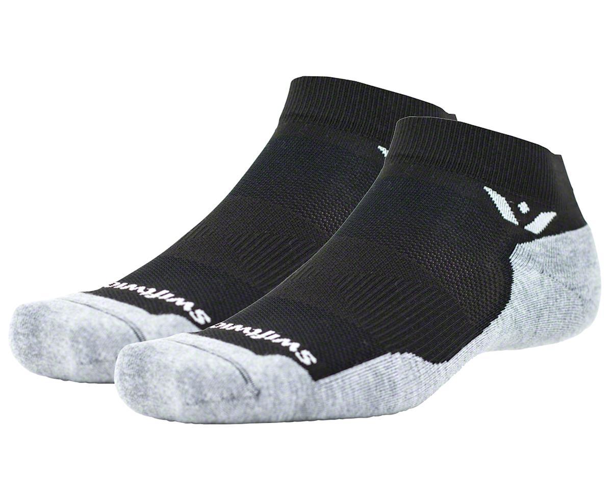 Swiftwick Maxus One Sock (Black) (S)
