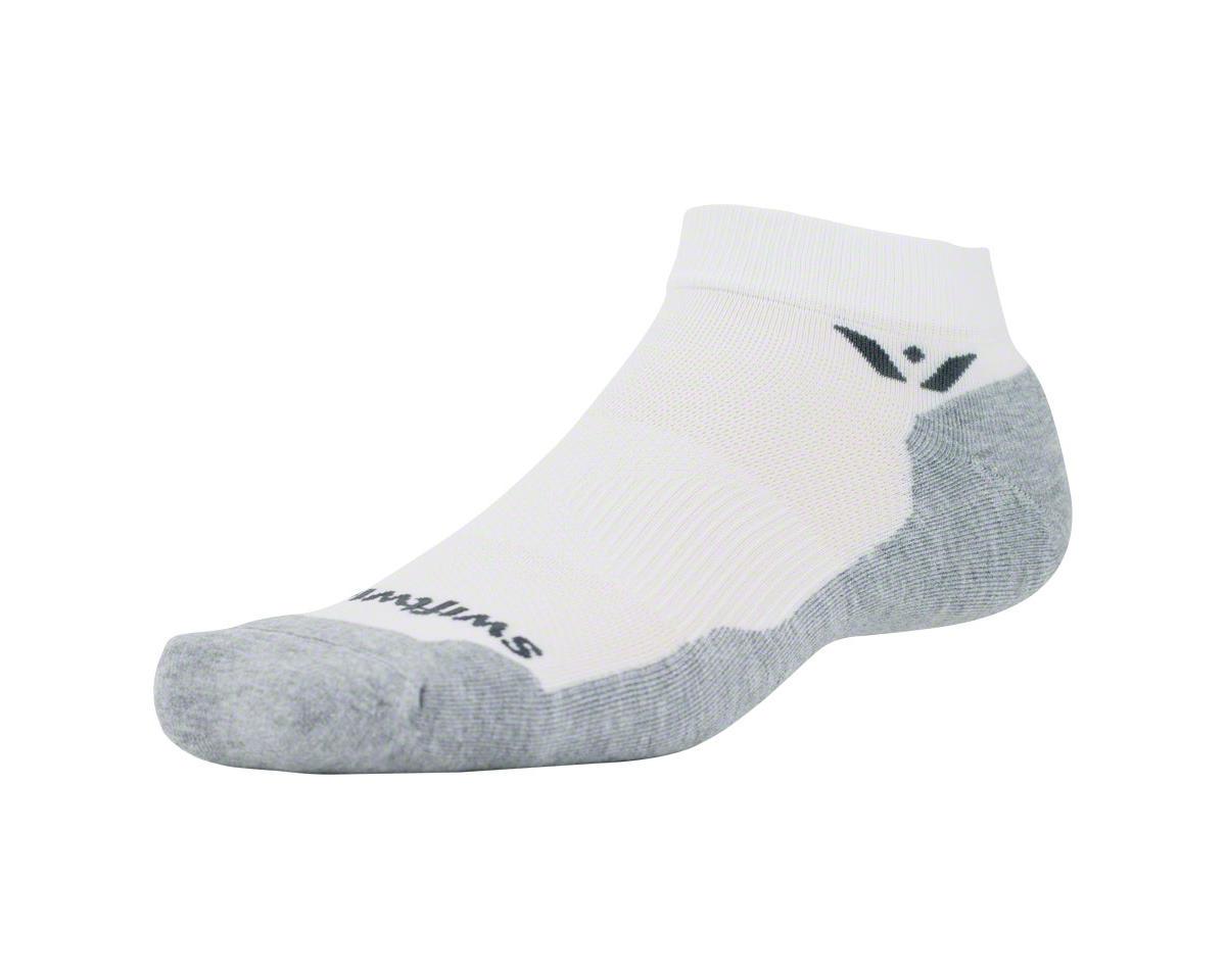 Swiftwick Maxus One Sock (White) (S)