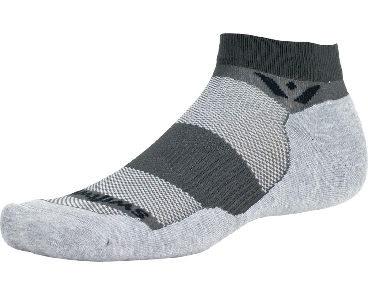 Swiftwick Maxus One Sock (Graphite Gray) (S)