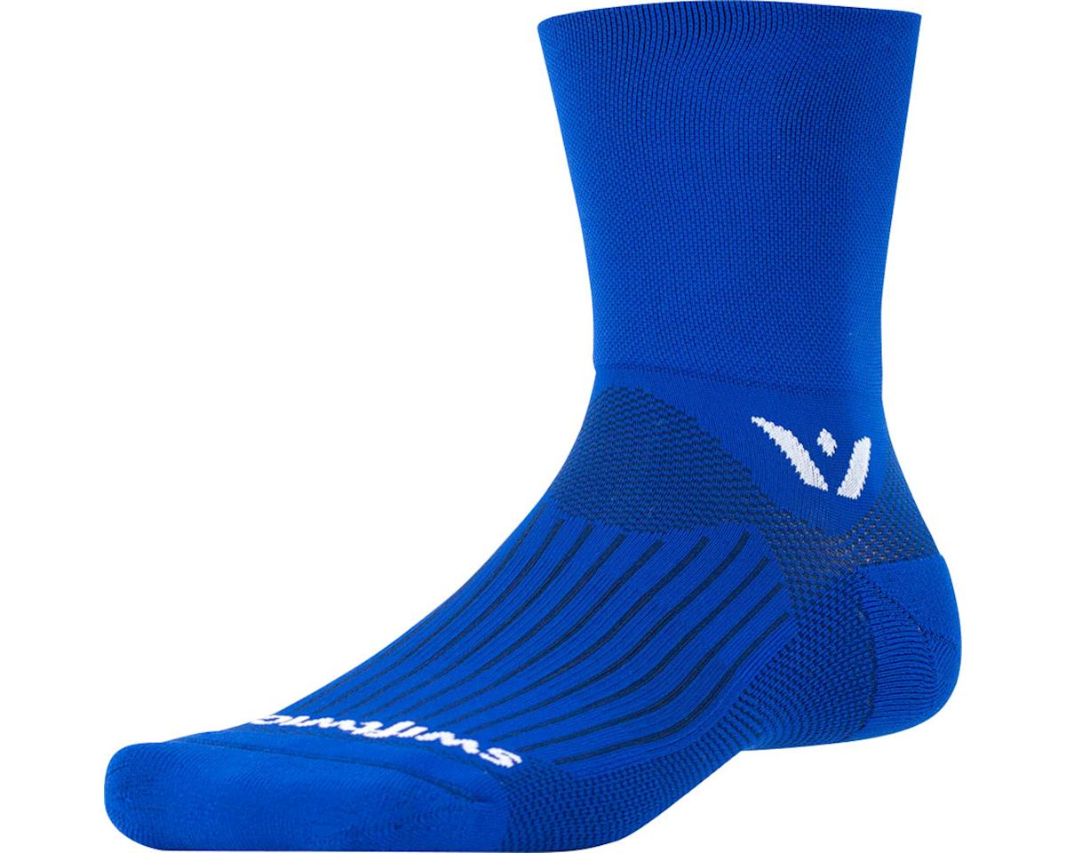 Swiftwick Aspire Four Sock (Cobalt Blue)