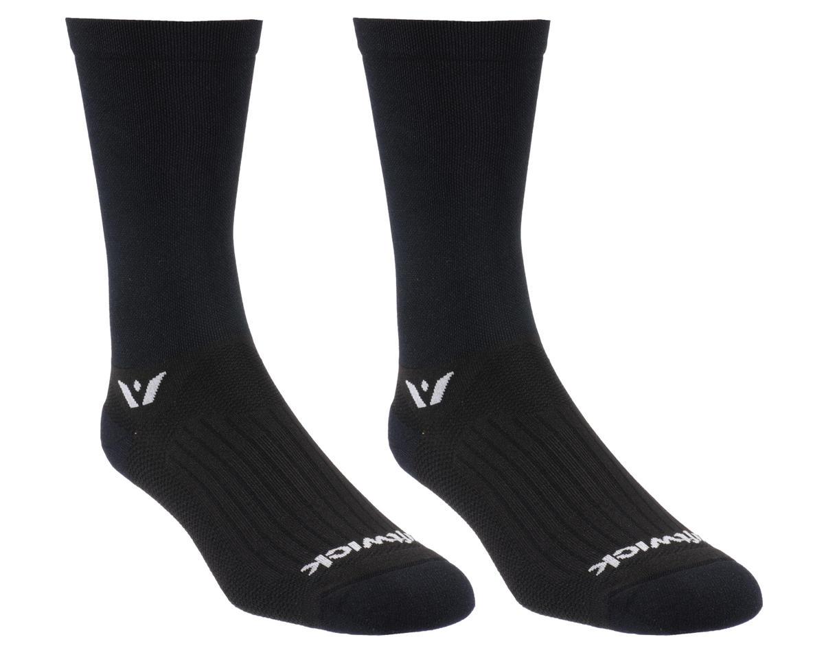 Swiftwick Performance Seven Sock (Black) (L)