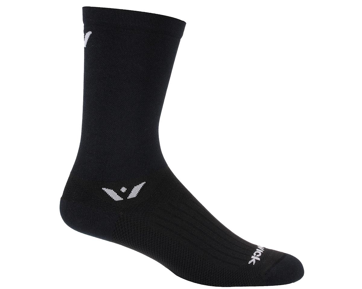 Swiftwick Performance Seven Sock (Black) (M)