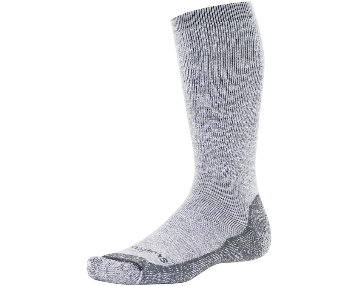 Swiftwick Pursuit Eight Heavy Cushion Hike Sock (Heather Gray)