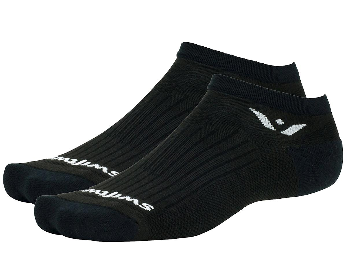 Swiftwick Performance Zero Sock (Black) (M)