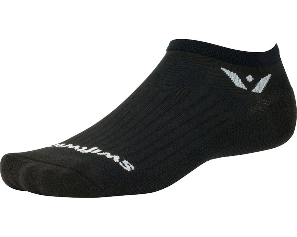 Swiftwick Aspire Zero Sock (Black) (S)