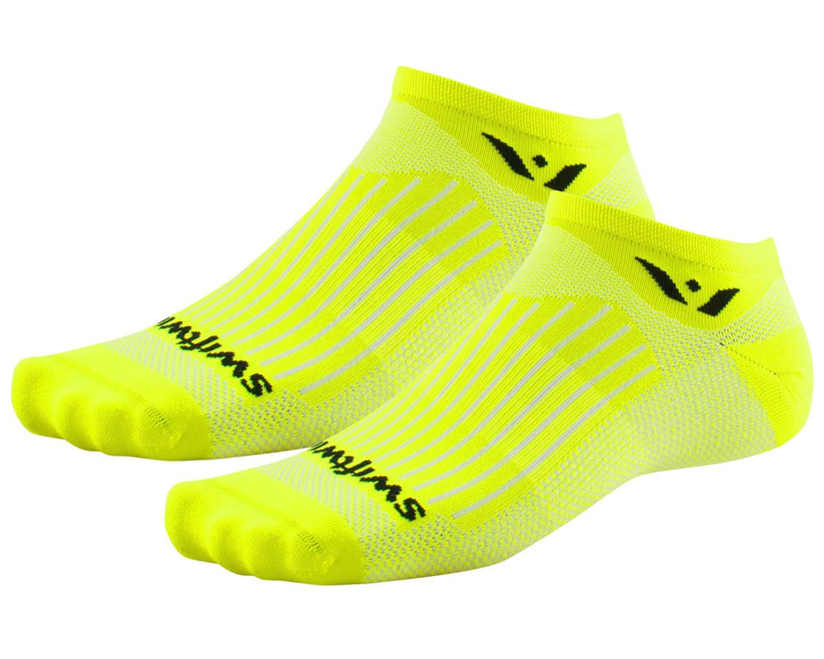 Swiftwick Aspire Zero Sock (Hi-Vis Yellow) (M)