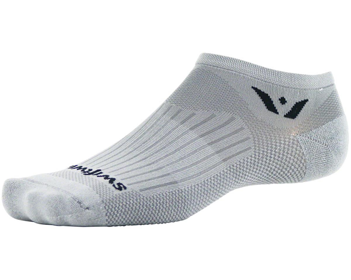 Swiftwick Aspire Zero Sock (Pewter) (M)