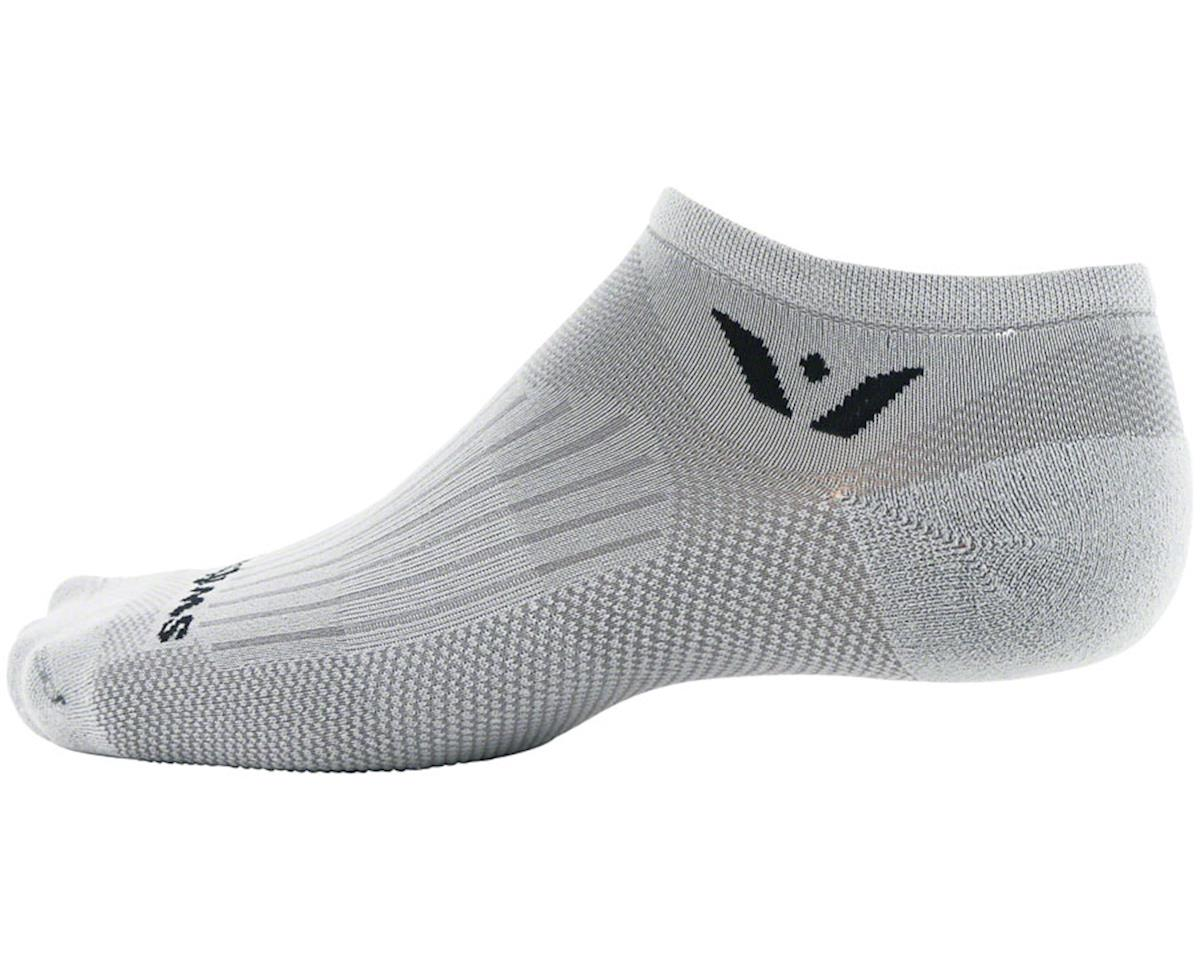 Swiftwick Aspire Zero Sock (Pewter) (XL)