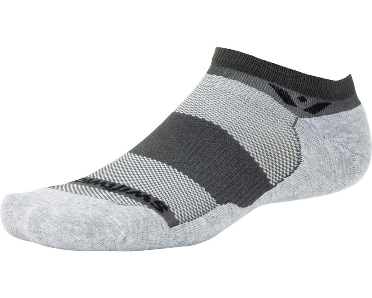 Swiftwick Maxus Zero Sock (Graphite Gray) (L)