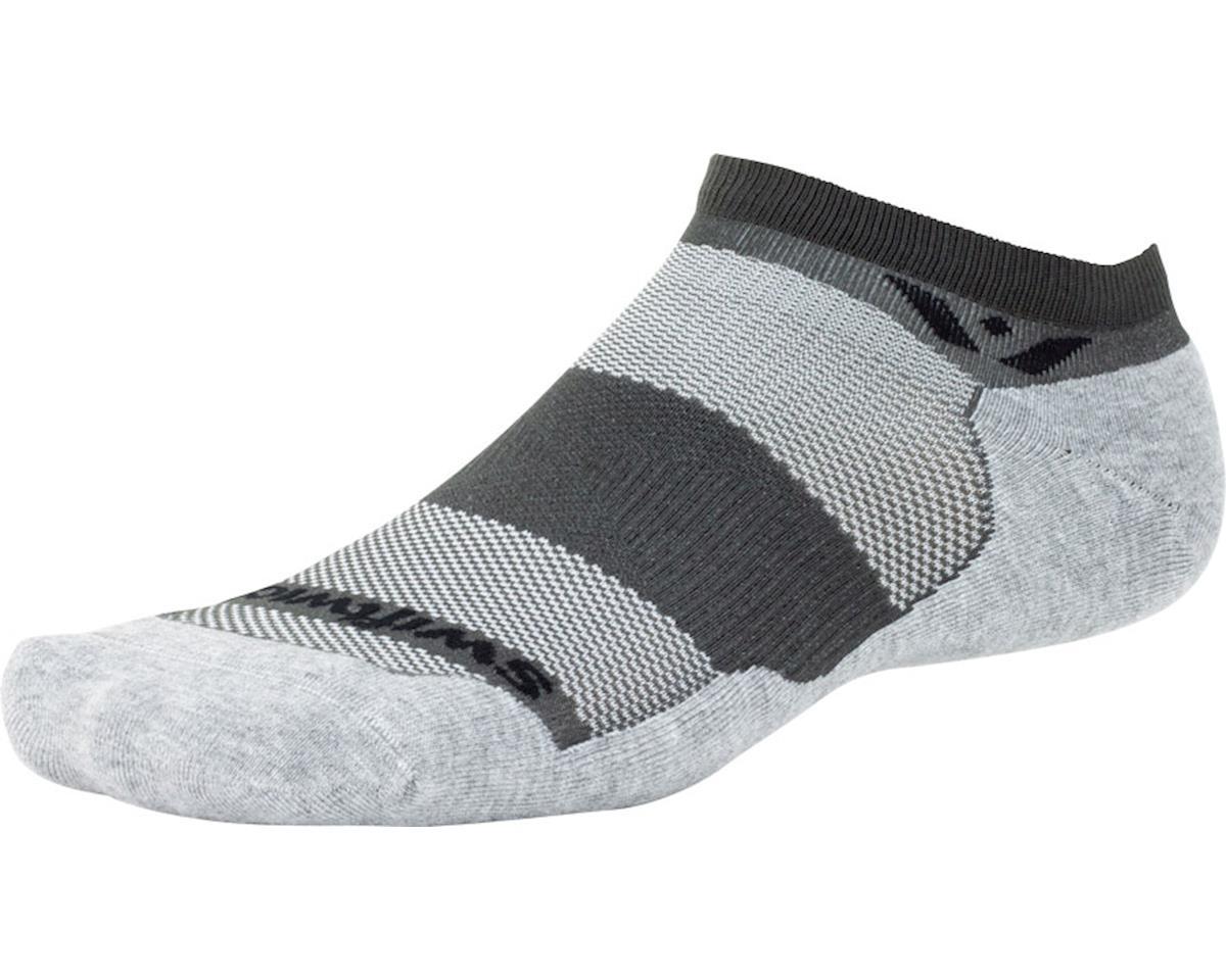 Swiftwick Maxus Zero Sock (Graphite Gray) (S)