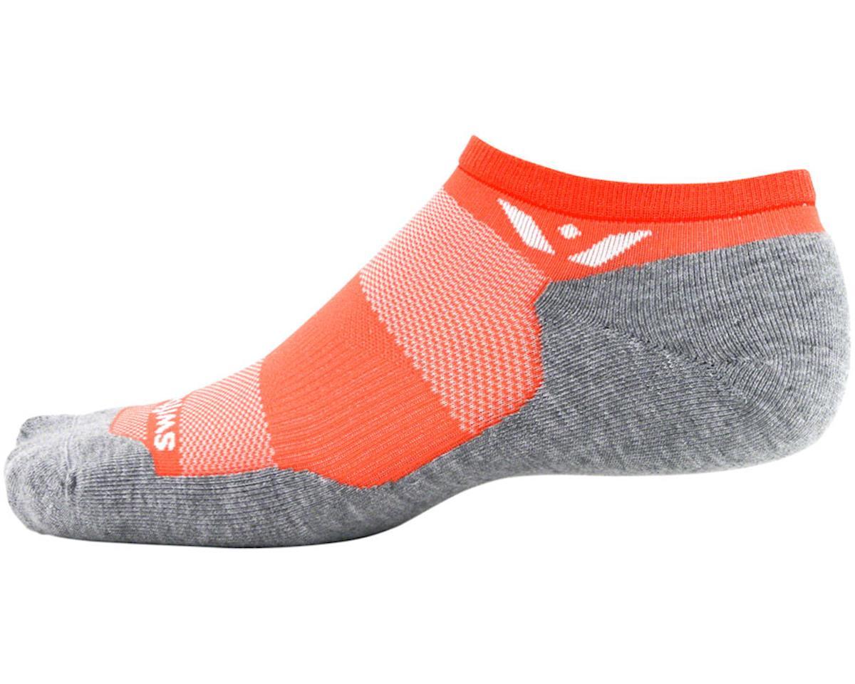 Swiftwick Maxus Zero Sock (Tangerine) (L)