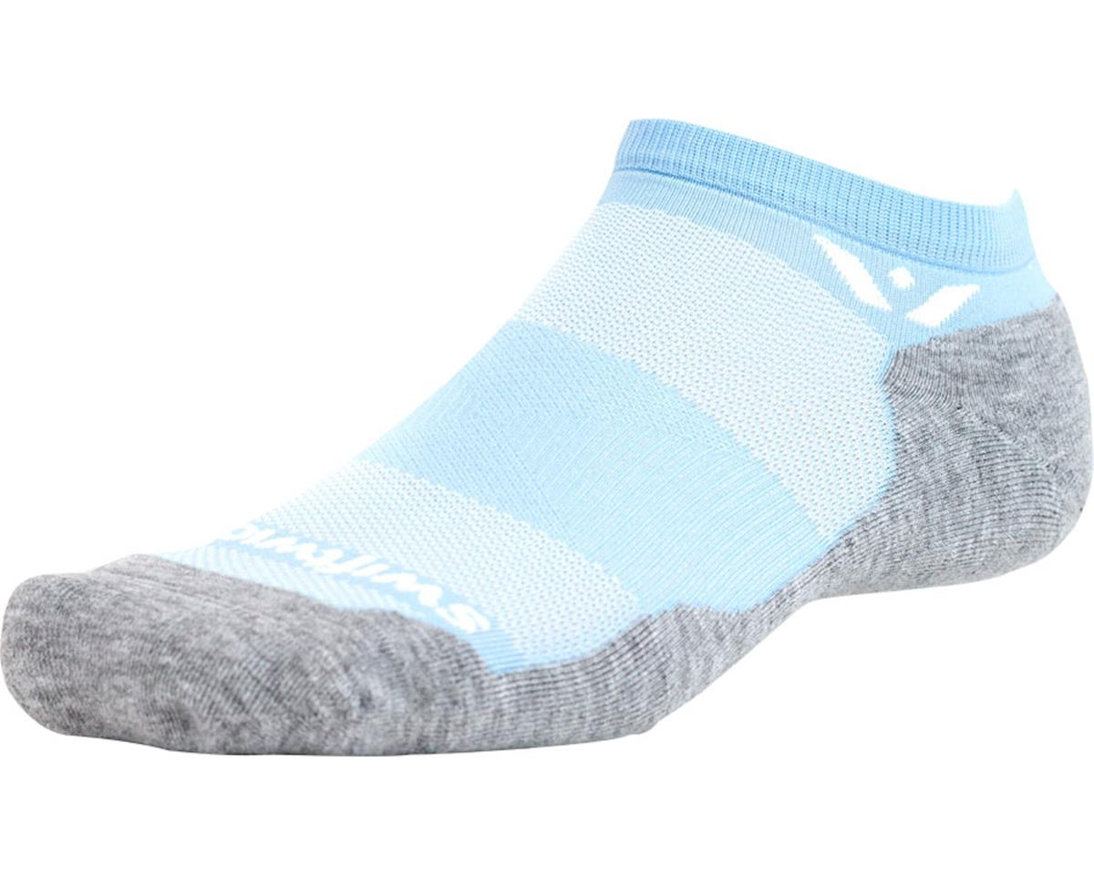 Swiftwick Maxus Zero Sock (Sky Blue) (S)