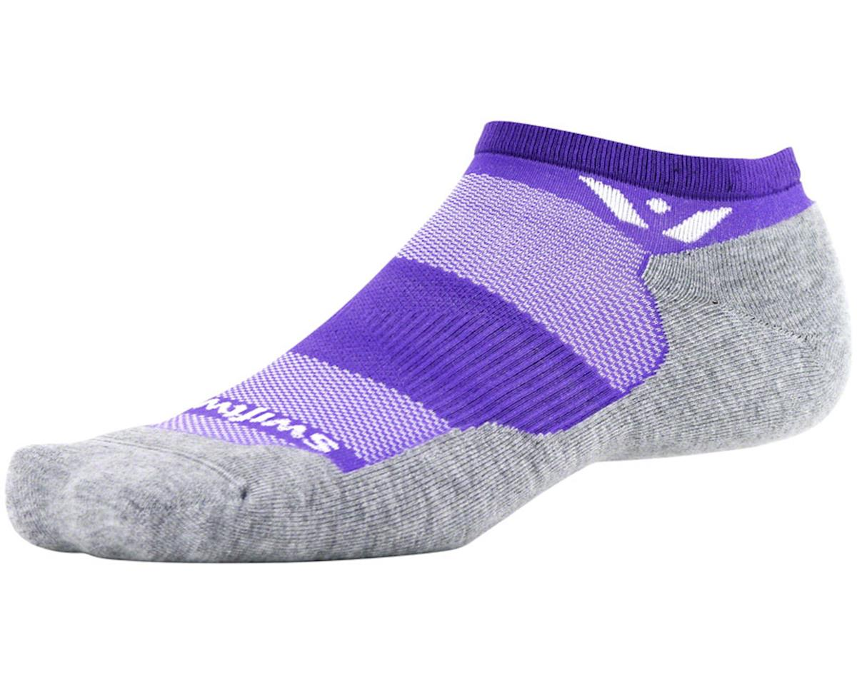 Swiftwick Maxus Zero Sock (Violet Purple) (L)